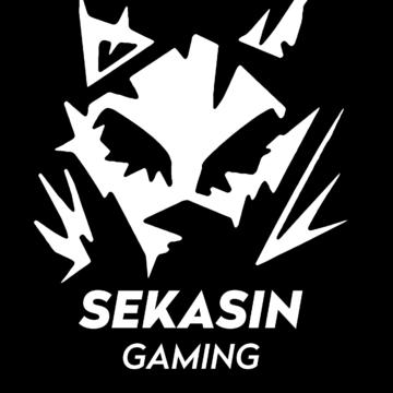 Sekasin Gaming -logo
