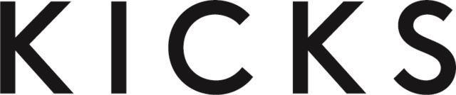 Kicks-liikkeen logo