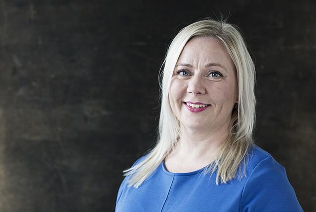 Itsemurhien ehkäisykeskusen päällikkö Marena Kukkonen.