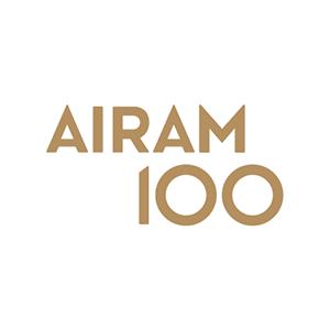 Airam 100 logo