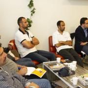 Arabiankielisiä MTEA opiskelijoita