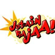 Jotain rajaa -sarjan logo