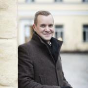 Porträtt på Ville Pellinen